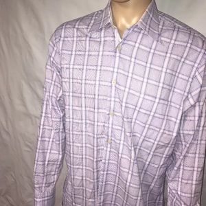 Marcello Sport Long Sleeve Button Down